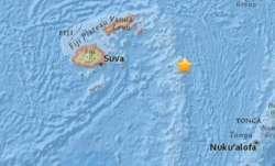 फिजी में भूकंप के तेज झटके- IndiaTV Paisa