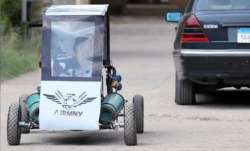 Air Driven Car- IndiaTV Paisa