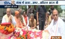 Atal Asthi Kalash Yatra LIVE- IndiaTV Paisa