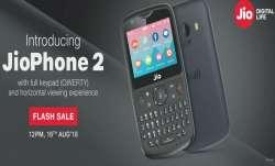 Flash Sale of JioPhone 2 on August 16th says Reliance Jio- IndiaTV Paisa