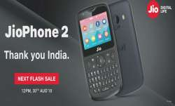 JioPhone 2 Flash Sale- IndiaTV Paisa
