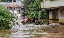 Kerala Flood Fury: Torrential rains, overflowing rivers, landslides kill over 160   PTI- IndiaTV Paisa