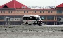 लगातार बारिश के कारण कोच्चि हवाई अड्डे पर दोपहर तक विमानों का परिचालन बंद- IndiaTV Paisa