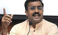 भारत, चीन ने काफी हद तक सीमा विवाद सुलझा लिया है: राम माधव- IndiaTV Paisa