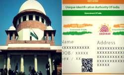 Supreme Court verdict on Aadhaar - IndiaTV Paisa