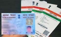 aadhaar and pan link- IndiaTV Paisa