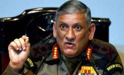 Time to reply to Pakistan in same coin, it must feel same pain, says General Bipin Rawat | PTI- IndiaTV Paisa