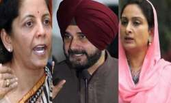 Harsimrat kaur Niramala Sitharaman attack on navjot siddhu kartarpur border issue- IndiaTV Paisa