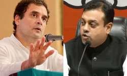 Rahul Gandhi and Sambit Patra- IndiaTV Paisa