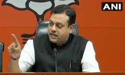 BJP spokesperson Sambit...- IndiaTV Paisa