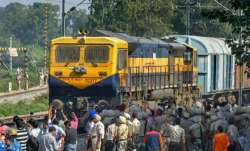 Amritsar Tragedy: Driver claims stone-pelting by mob as he slowed down train; locals rubbish stateme- India TV Paisa