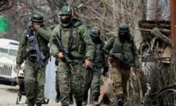 Security forces operation against terrorists in Baramulla- India TV Paisa