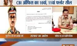 छुट्टी पर भेजे गए आलोक वर्मा और राकेश अस्थाना- India TV Paisa