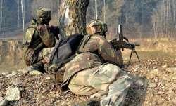 जम्मू-कश्मीर के नौगाम में सुरक्षाबलों और आतंकियों के बीच मुठभेड़, इंटरनेट सेवा बंद- India TV Paisa