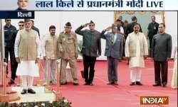 PM Modi at Red Fort- India TV Paisa