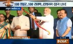 PM Modi Rawan Dahan Live- India TV Paisa