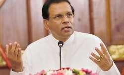 Sri Lanka President Maithripala...- India TV Paisa