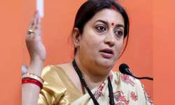 Smriti Irani Statement on Sabarimala issue- India TV Paisa