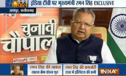 Exclusive Interview of Chhattisgarh's CM Raman Singh- India TV Paisa