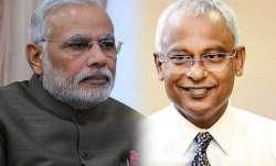 पीएम मोदी आज जाएंगे मालदीव, राष्ट्रपति सोलिह के शपथ ग्रहण समारोह में करेंगे शिरकत- India TV Paisa