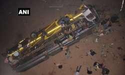 Odisha: bus fell from the Mahanadi bridge Cuttack- India TV Paisa