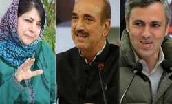पीडीपी-कांग्रेस और नैशनल कॉन्फ्रेंस मिलकर बना सकते हैं जम्मू-कश्मीर में सरकार- India TV Paisa