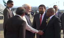 PM Modi: swearing-in ceremony of the President-elect Ibrahim Mohamed Solih - India TV Paisa