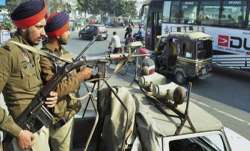 Security agencies issues terrorist attack alert for Punjab- India TV Paisa
