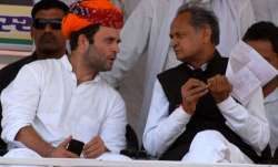 rahul gandhi and ashok gehlot- India TV Paisa