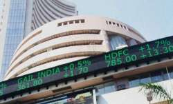 Share market: Sensex closes 79 points lower, Nifty at 10,585- India TV Paisa