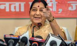 Sushma Swaraj have made up my mind not to contest next elections- India TV Paisa