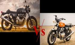 Continental GT 650 Vs Interceptor 650- India TV Paisa