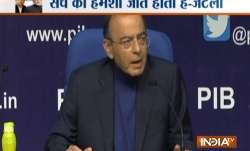 Finance Minister Arun Jaitley Statement on Rafale Deal- India TV Paisa