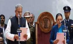 Bhupesh Baghel become 3rd Chief Minister of Chhattisgarh- India TV Paisa