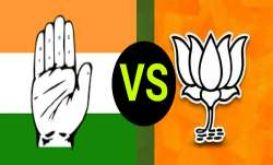 BJP fall and Congress Growth in 5 assembly elections results - India TV Paisa