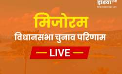 Mizoram Election Results Counting Day LIVE Updates- India TV Paisa