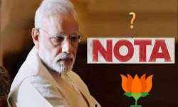 NOTA become big cause of BJP trailing in Rajasthan and Madhya Pradesh- India TV Paisa