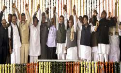 Congress CMs' swearing-in- India TV Paisa