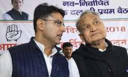 Sachin Pilot Ashok Gehlot- India TV Paisa