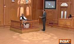 Morari Bapu in Aap ki Adalat- India TV Paisa