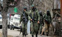 J-K: Three terrorists killed in encounter with security forces in Budgam- India TV Paisa