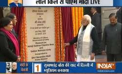 नेताजी की जयंती आज, लाल किले में पीएम मोदी ने किया संग्रहालय का उद्घाटन- India TV Paisa