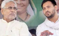 Nitish Kumar is Bhishma Pitamah of moral corruption, says RJD leader Tejashwi Yadav | PTI Photo- India TV Paisa