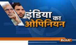 India TV CNX Opinion Poll on Gujarat - India TV Paisa