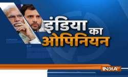 India TV CNX Opinion Poll on Gujarat - India TV Paisa