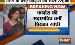 Priyanka Gandhi made Congress General Secretary ahead of Lok Sabha Polls- India TV Paisa