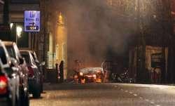 Ireland Car Bomb Blast - India TV Paisa