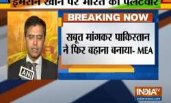 External affair Ministry on Pulwama Attack- India TV Paisa