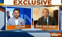 I dont see any harm if any retired army man joins politics, General Hooda told to India TV- India TV Paisa