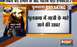 Mastermind of Pulwama Attack Abdul Rasheed Ghazi reportedly killed - India TV Paisa